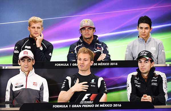 Rosberg targets Mexico victory