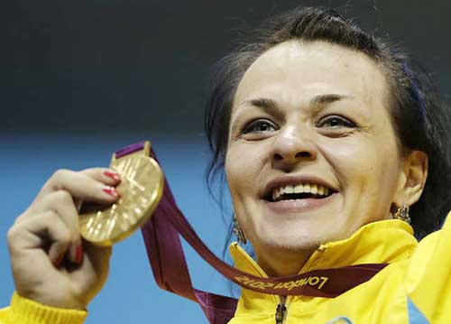 Weightlifters stripped of London 2012 golds
