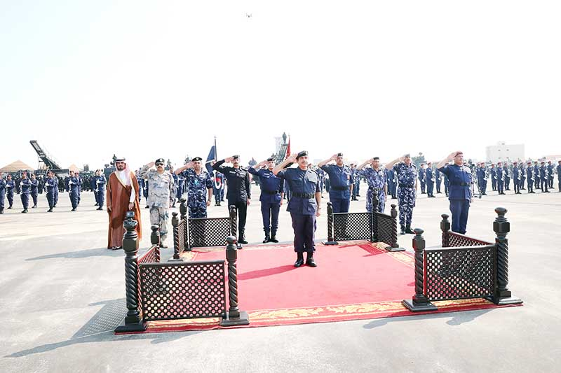 GCC security drill a show of unity