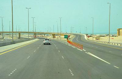 Community plan to beautify roads
