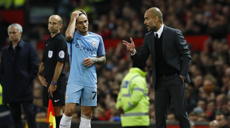 Manchester City will improve, says manager Pep Guardiola