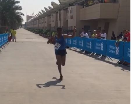 Thousands turn up to watch Bahrain Marathon Relay