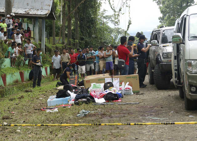 Filipino mayor among 10 killed in anti-drug crackdown