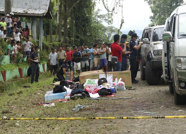 Filipino mayor among 10 killed in anti-drug crackdown