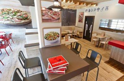Telepizza opens three stores in Saudi Arabia