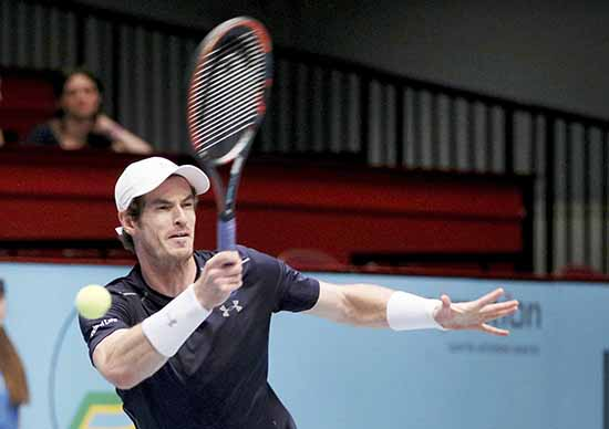 MURRAY ENTERS  SEMIS