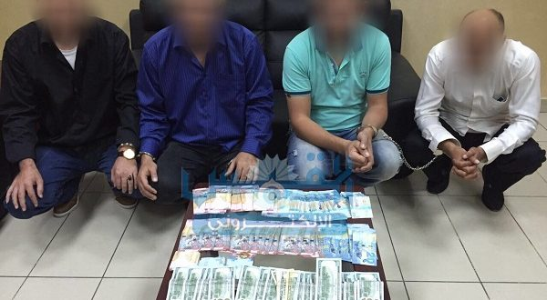 Gang of thieves arrested, stolen money recovered