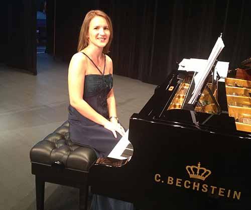 Top pianist to headline Autumn Concert Series