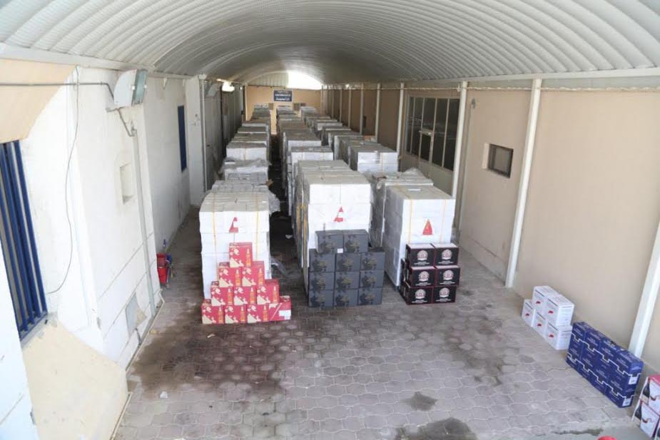 180,000 bottles of liquor seized, Kuwaiti and Iranian traffickers arrested