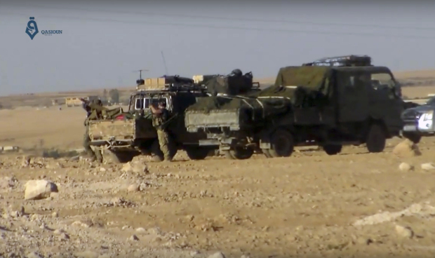 US-backed forces push closer to IS 'capital' Raqa