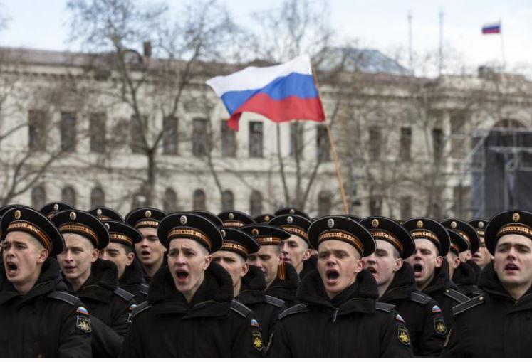 Ukraine Ukraine Has Detained Russian 95