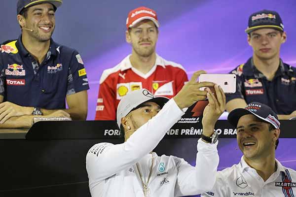 Hamilton vows to retain title hopes