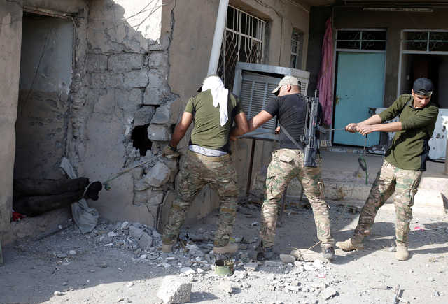 IS slaughters 60 people over 'treason' in Mosul