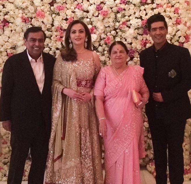 Bollywood: Photos: Ranbir Kapoor, Jacqueline Fernandez, Hrithik Roshan at Ambani bash