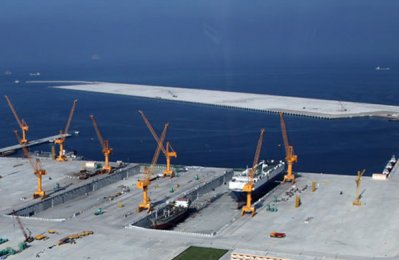 MSF wins $281m Oman port infrastructure work