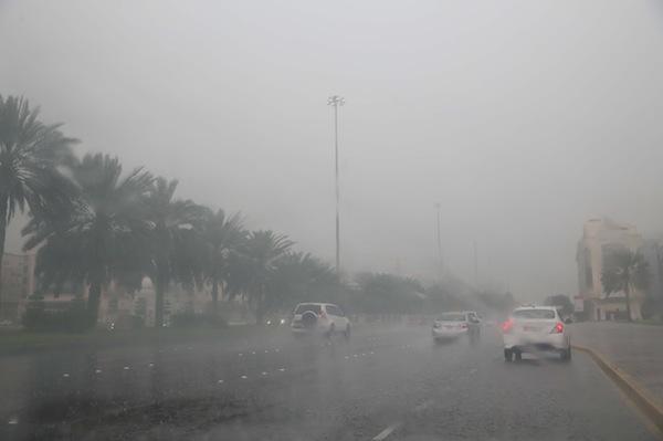 Arabian Gulf countries warned of torrential rain on November 23