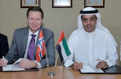 UAE Business: DMCA signs innovation deal DNV GL