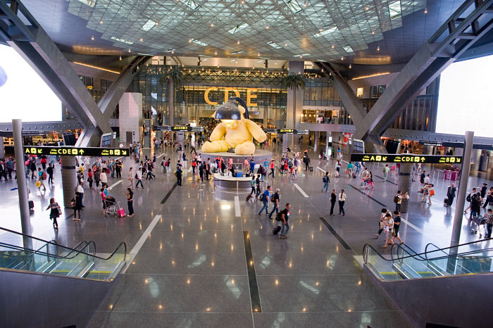 31 million passengers used Hamad Airport in last 10 months