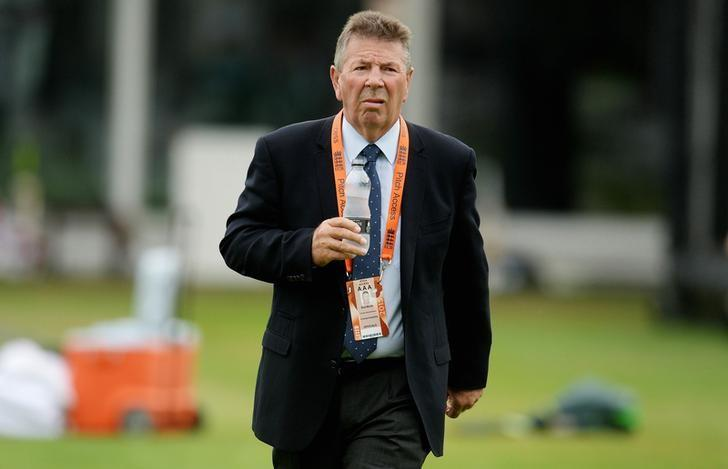 Australian chief selector Marsh quits after Test defeats