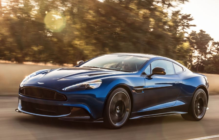 Photos: Vanquish S takes Aston Martin's ultimate Super GT to the next level