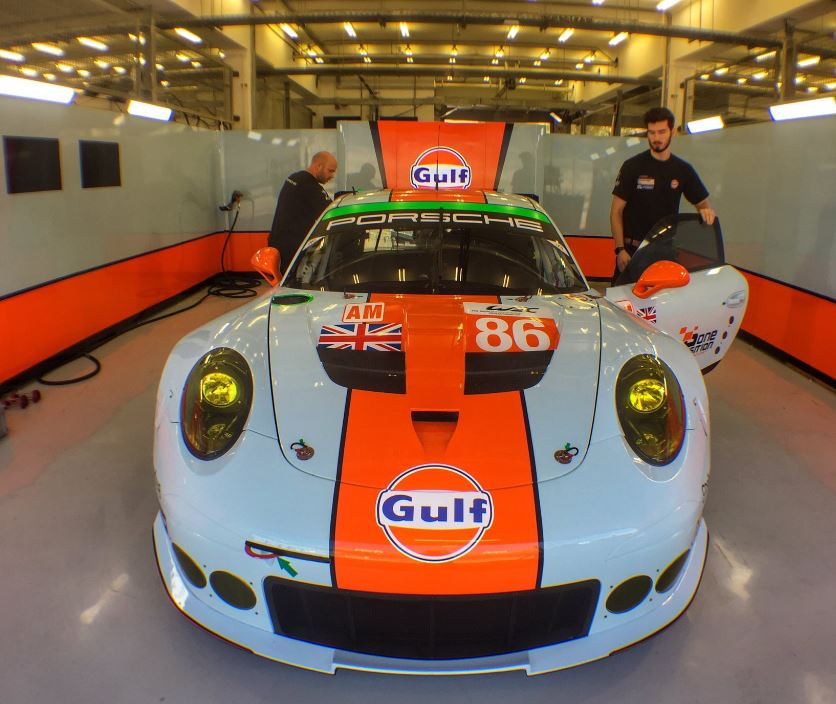Bahrain gets ready for final round of 2016 FIA WEC