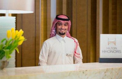 DoubleTree Hilton Riyadh moves ahead with Saudisation plan