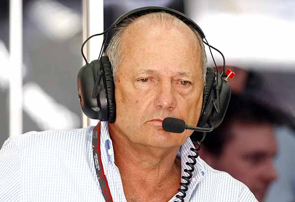 Dennis forced out of McLaren after 35 years