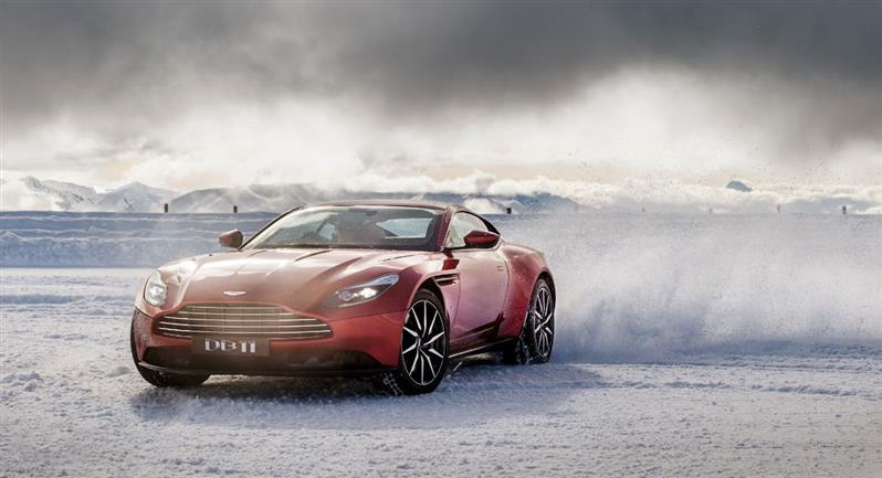 Aston Martin reveals 'Art of Living' programme