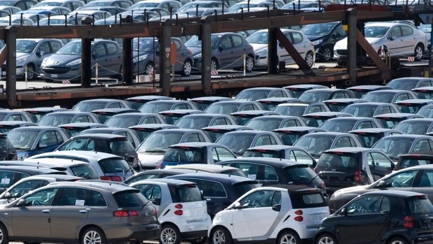 European car sales flat in October