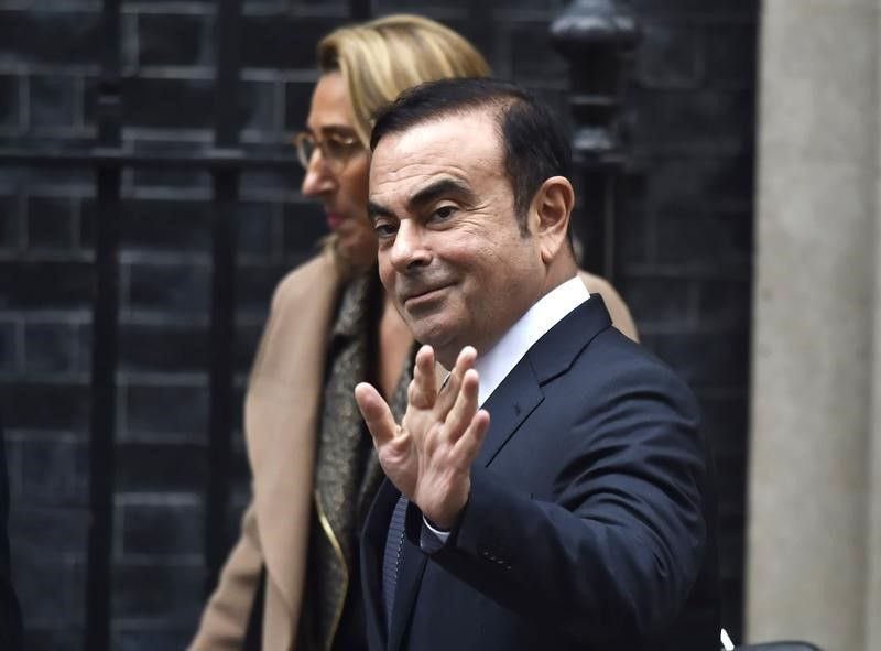Nissan CEO Ghosn sees 'opportunity for upside' in United States