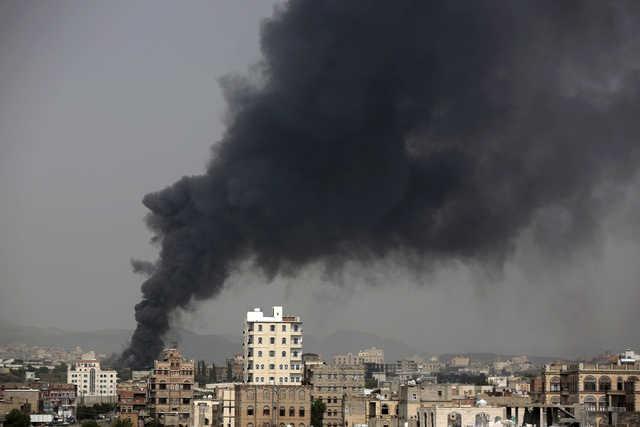 Yemen market raid kill 21