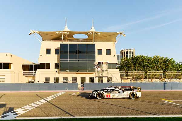 Bahrain: Porsche fastest in WEC Rookie Test