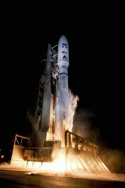 NASA weather satellite promises 'huge leap' in forecasts
