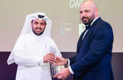 Gulf Warehousing wins logistics award