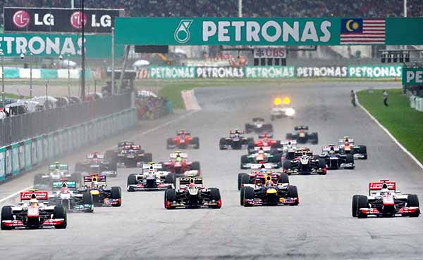 Malaysia to pull out of F1 after 2018