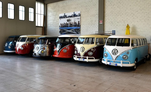 Italians help VW campers get back their va-va-voom