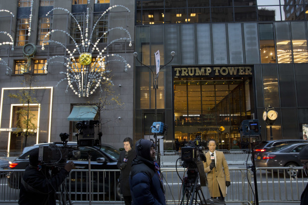 Trump foreign policies could hurt, help his business empire