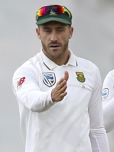 Du Plessis evades ban in 'Mintgate' row