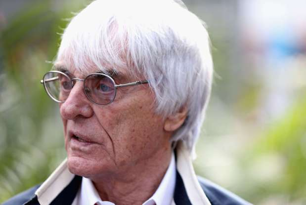 Ecclestone seeks 'long-term' Singapore deal