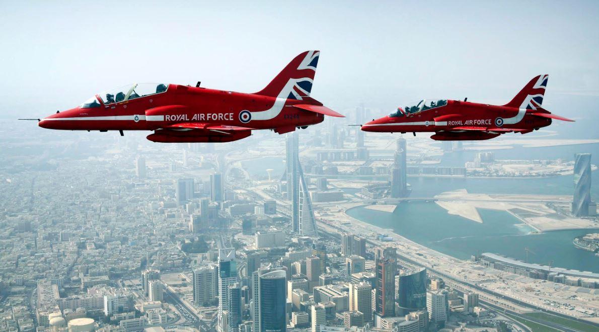 Bahrain News: High-flyers inspiring a generation