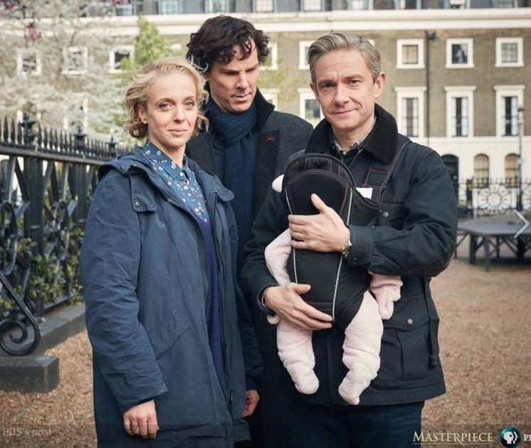 TV: Sherlock Season 4: New photos reveal more details