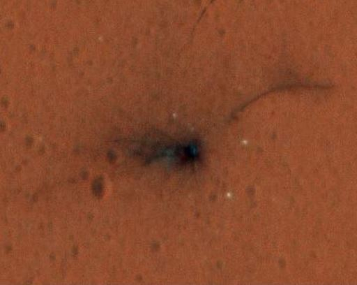 Computer glitch blamed for European Mars lander crash