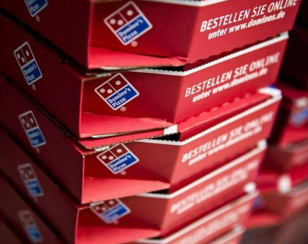 Domino's Pizza steps up UK expansion plans with 1,600 store target