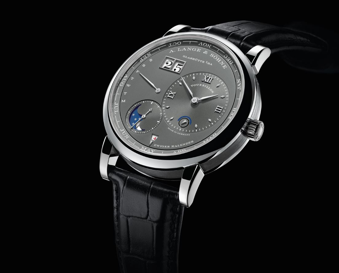 A. Lange & Söhne brings its unique masterpieces to Jewellery Arabia