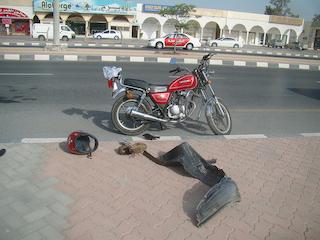 Emirati killed in road accident in Umm Al-Quwain