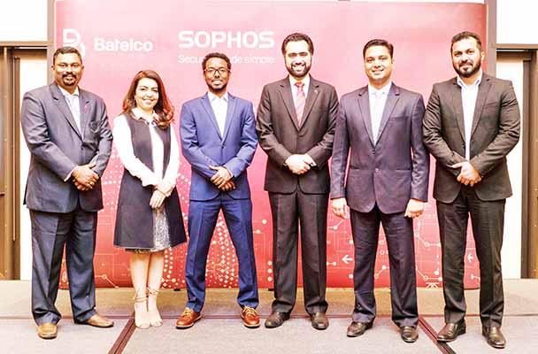 Batelco launches Sophos security solutions