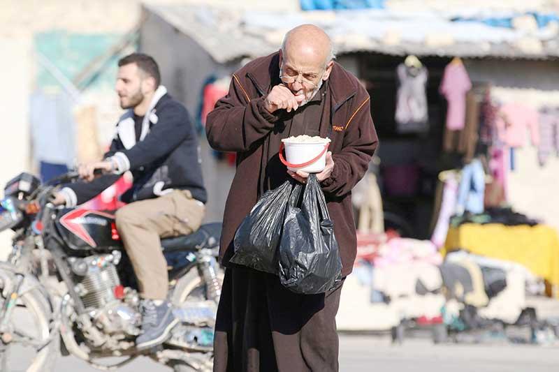 Aleppo's agony