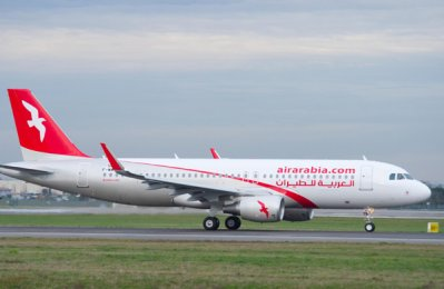 Air Arabia confirms order for five Airbus A320 aircraft