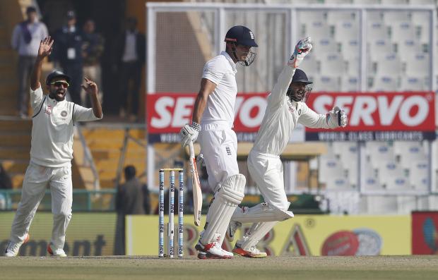England falter after Bairstow 50