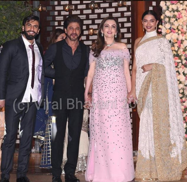 Bollywood Photos Aamir Khan Deepika Padukone Aishwarya Rai At Ambanis Pre Wedding Party